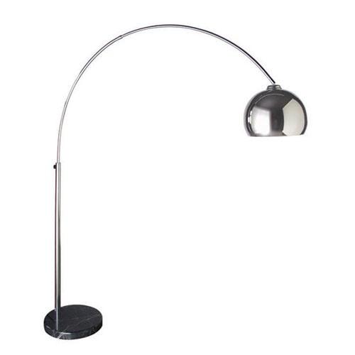 Chrome Arco Large Floor Lamp Arco Lamp Arco Floor Lamp