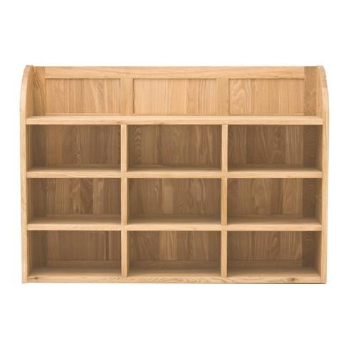 mobel oak wall rack cor07b. Mobel Oak Wall Rack Cor07b