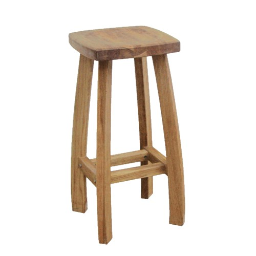 Oak Bahamas Bar Stool Oak Kitchen Stool