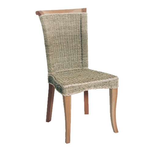 Seagrass Chair Pair