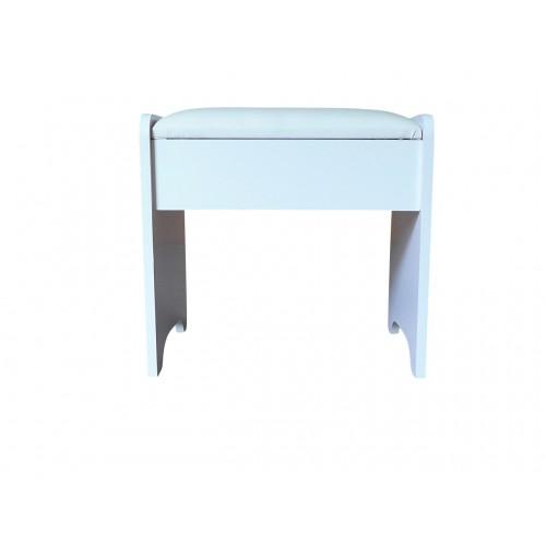 White high gloss dressing table for White dressing table