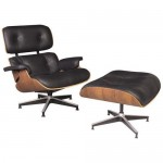 Eames Chair and Footstool