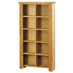Aston Oak DVD CD Storage Unit