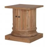 Corinthian Column Reclaimed Cupboard Table