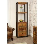 Urban Chic 3 Drawer Alcove Bookcase