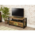 Urban Chic 3 Drawer TV Cabinet