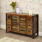 Urban Chic 6 Drawer Sideboard