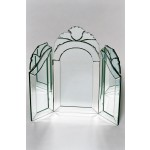 Venetian Plain Dressing Table Mirror - Medium