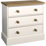 West Coast 3 Drawer Chest of Drawers