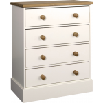 West Coast 4 Drawer Chest of Drawers