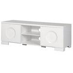White TV Units