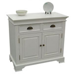 White Sideboards & Dressers