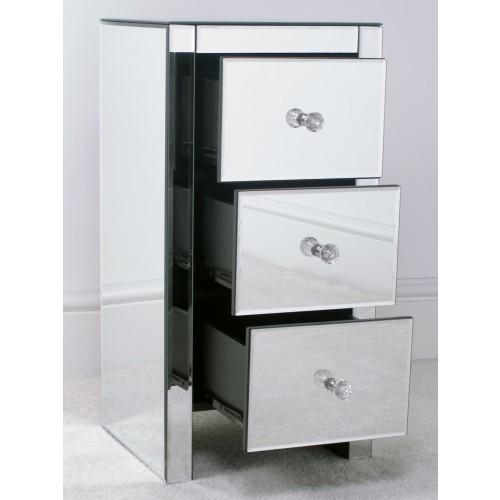Slim Bedside Cabinet MF Cabinets