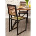 Urban Chic Dining Chair - Pair