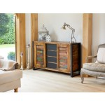 Urban Chic 2 Door Sideboard - Large
