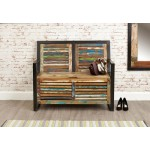 Urban Chic Monks Storage Bench