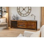 Urban Chic Low Sideboard