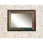 Urban Chic Wall Mirror Large