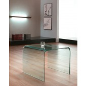 Giavelli Glass Occasional Table