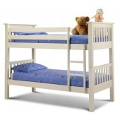 Cameo White Bunk Bed