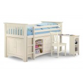 Cameo White Kids Sleepstation