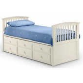 Captains Trundle Storage Bed
