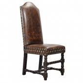 Cotswold Leather Dining Chair