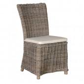 Kuba Rattan Dining Chair