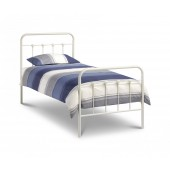 Pebblewick White Single Bed