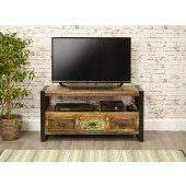 Urban Chic 3 Drawer TV Cabinet