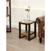 Urban Chic Low Open Lamp Table